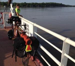 ben on ferry