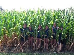 corn shot